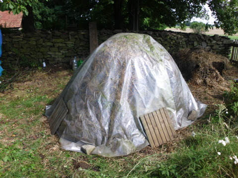 Zaterdag 17 januari start: Workshop Hot Composting