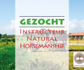 Gezocht: Instructeur Natural Horsemanship