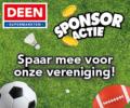 Sponsor Actie DEEN